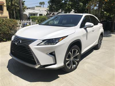2017 Lexus RX 450h lease in Los Angeles,CA - Swapalease.com