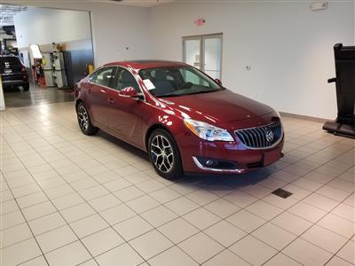 2017 Buick Regal lease in Cincinnati,OH - Swapalease.com