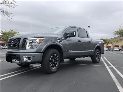 2017 Nissan Titan lease in Chula Vista,CA - Swapalease.com