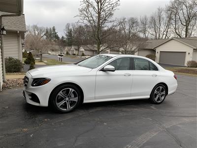 2017 Mercedes-Benz E-Class lease in Kalamazoo,MI - Swapalease.com