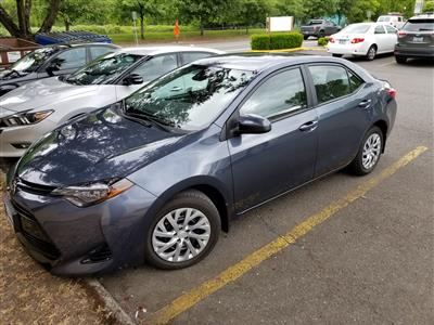 2017 Toyota Corolla lease in Portland,OR - Swapalease.com