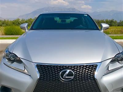 2016 Lexus IS 300 F Sport lease in Orem,UT - Swapalease.com