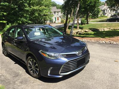 2016 Toyota Avalon lease in Laconia,NH - Swapalease.com