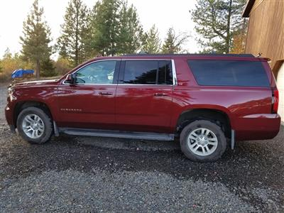 2016 Chevrolet Suburban lease in moscow,ID - Swapalease.com