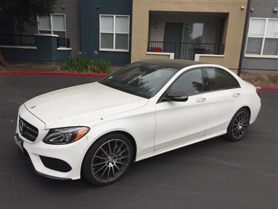 2017 Mercedes-Benz C-Class lease in Sunnyvale,CA - Swapalease.com