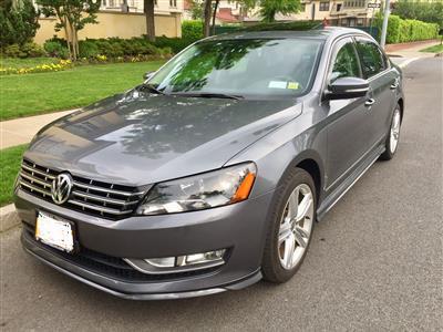 2015 Volkswagen Passat lease in Brooklyn,NY - Swapalease.com