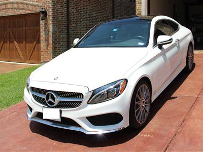 2017 Mercedes-Benz C-Class lease in Irving,TX - Swapalease.com