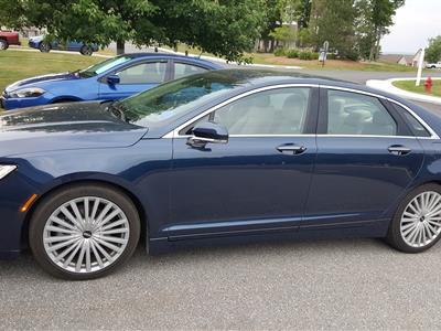 2017 Lincoln MKZ lease in Danielson,CT - Swapalease.com