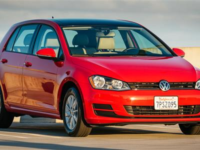 2015 Volkswagen Golf lease in Newport Beach,CA - Swapalease.com