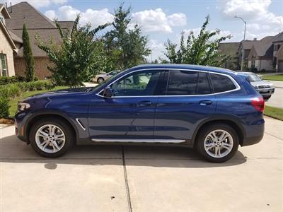 2019 BMW X3 lease in Richmond,TX - Swapalease.com