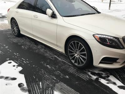 2017 Mercedes-Benz S-Class lease in Burr Ridge,IL - Swapalease.com