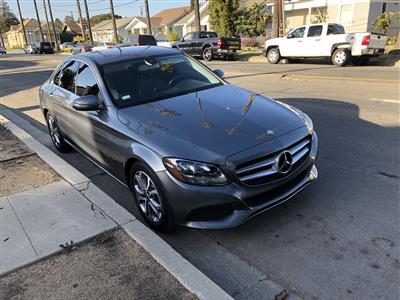 2017 Mercedes-Benz C-Class lease in Oxnard,CA - Swapalease.com