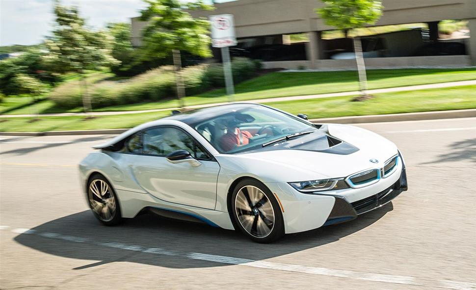 2016 Bmw I8 Lease In Encino Ca