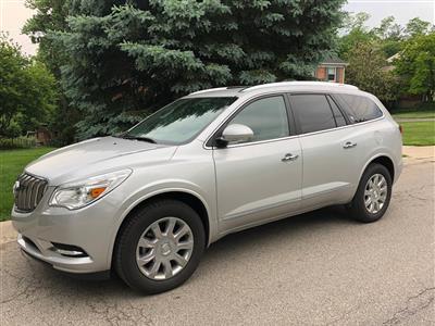 2017 Buick Enclave lease in Cincinnati,OH - Swapalease.com