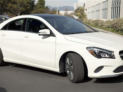 2018 Mercedes-Benz CLA Coupe lease in Oxnard,CA - Swapalease.com