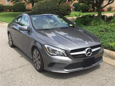 2017 Mercedes-Benz CLA Coupe lease in Chesapeake,VA - Swapalease.com