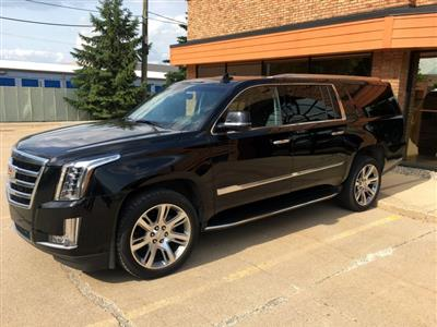 2017 Cadillac Escalade ESV lease in Sterling Heights,MI - Swapalease.com