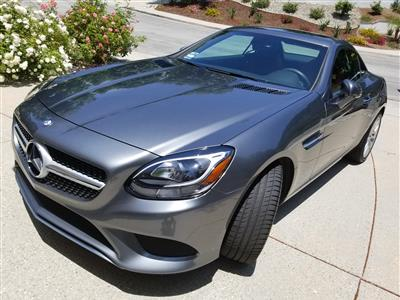 2017 Mercedes-Benz SLC Roadster lease in Calabasas,CA - Swapalease.com