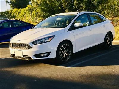 2017 Ford Focus lease in Panorama,CA - Swapalease.com