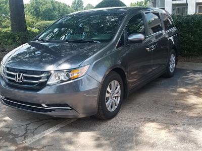 2016 Honda Odyssey lease in Norcross,GA - Swapalease.com