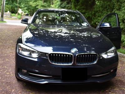 2016 BMW 3 Series lease in Harrison,NY - Swapalease.com