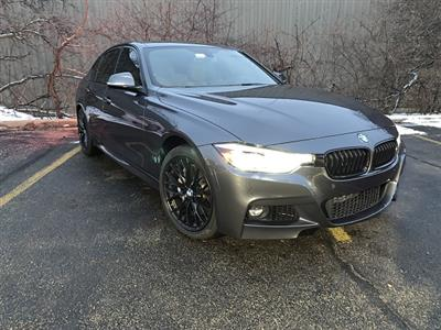 2017 BMW 3 Series lease in SCHAMBURG,IL - Swapalease.com