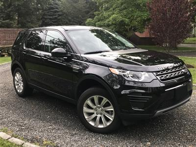 2016 Land Rover Discovery Sport lease in Rye,NY - Swapalease.com