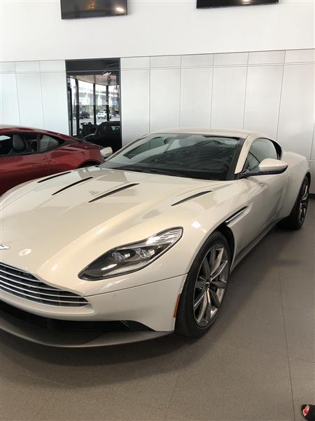 Aston Martin DB Lease In Newport Beach CA - Aston martin lease