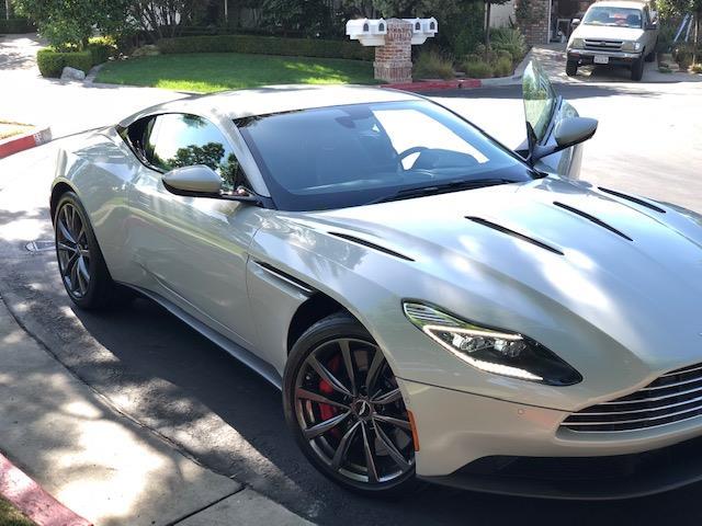 Aston Martin DB Lease In Newport Beach CA - Newport beach aston martin