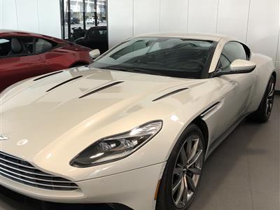 2018 Aston Martin DB11 lease in Newport Beach,CA - Swapalease.com