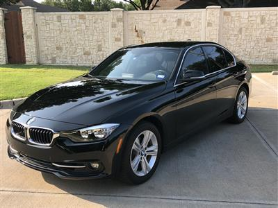 2017 BMW 3 Series lease in North Richland Hills,TX - Swapalease.com