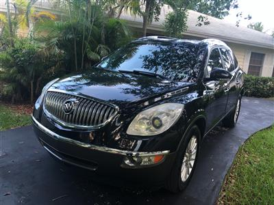 2012 Buick Enclave lease in Miami,FL - Swapalease.com
