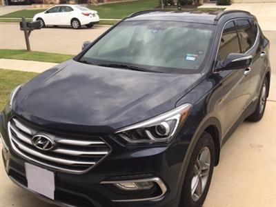 2017 Hyundai Santa Fe Sport lease in Celina,TX - Swapalease.com