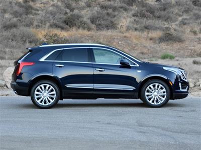 2017 Cadillac XT5 lease in Dallas,TX - Swapalease.com