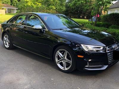 2018 Audi S4 lease in Greenwich,CT - Swapalease.com