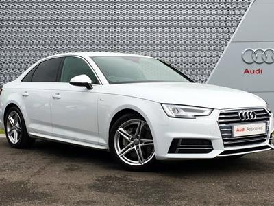 2017 Audi A4 lease in Elmont,NY - Swapalease.com
