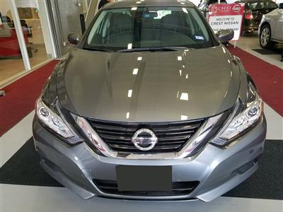 2017 Nissan Altima lease in Plano,TX - Swapalease.com