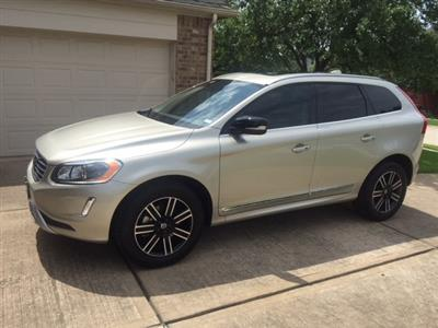 2017 Volvo XC60 lease in Houston,TX - Swapalease.com