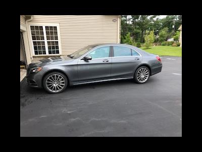 2017 Mercedes-Benz S-Class lease in newtown,PA - Swapalease.com