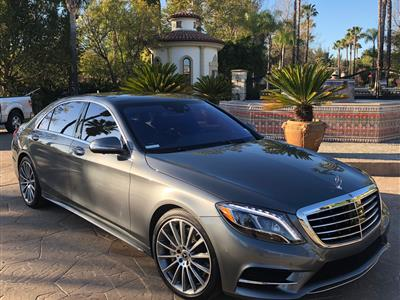 2017 Mercedes-Benz S-Class lease in Hawthorne,CA - Swapalease.com
