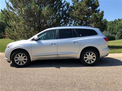 2017 Buick Enclave lease in Clarkston,MI - Swapalease.com