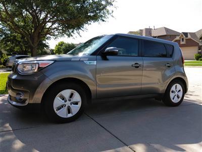 2016 Kia Soul EV lease in Keller,TX - Swapalease.com