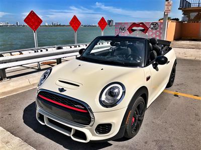 2017 MINI Convertible lease in Miami,FL - Swapalease.com