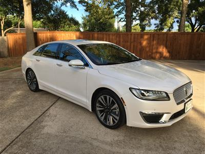 2017 Lincoln MKZ lease in Grapevine,TX - Swapalease.com