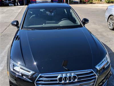2017 Audi A4 lease in San Jose,CA - Swapalease.com