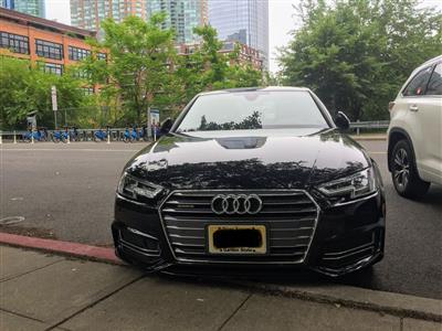 2017 Audi A4 lease in Newark,NJ - Swapalease.com
