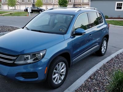 2017 Volkswagen Tiguan lease in Sheboygan,WI - Swapalease.com