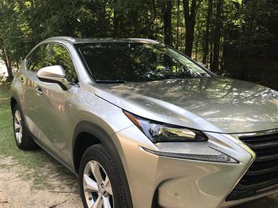 2017 Lexus NX 200t lease in Clover,SC - Swapalease.com
