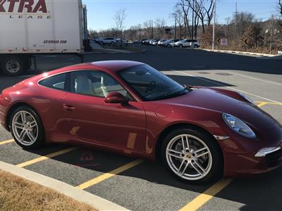 2012 Porsche 911 lease in Hasbrouck Heights,NJ - Swapalease.com