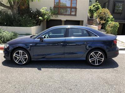 2017 Audi A3 lease in Santa Monica ,CA - Swapalease.com